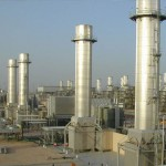 Supplied to saudi power plant