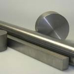 410 Stainless Steel Black Bar